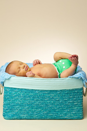 Henry Essmeier Newborn Session 2012