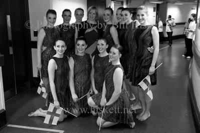 Barnardo's, Royal Albert Hall 23rd April 2012, Rehearsal and Concert