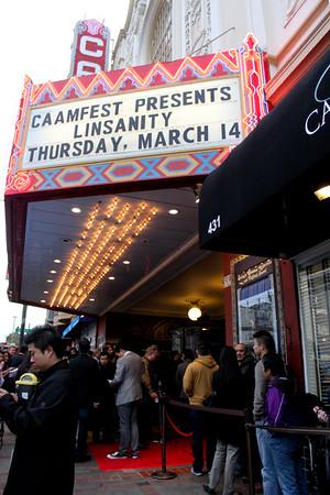 CAAMFest 2013 - Opening Night
