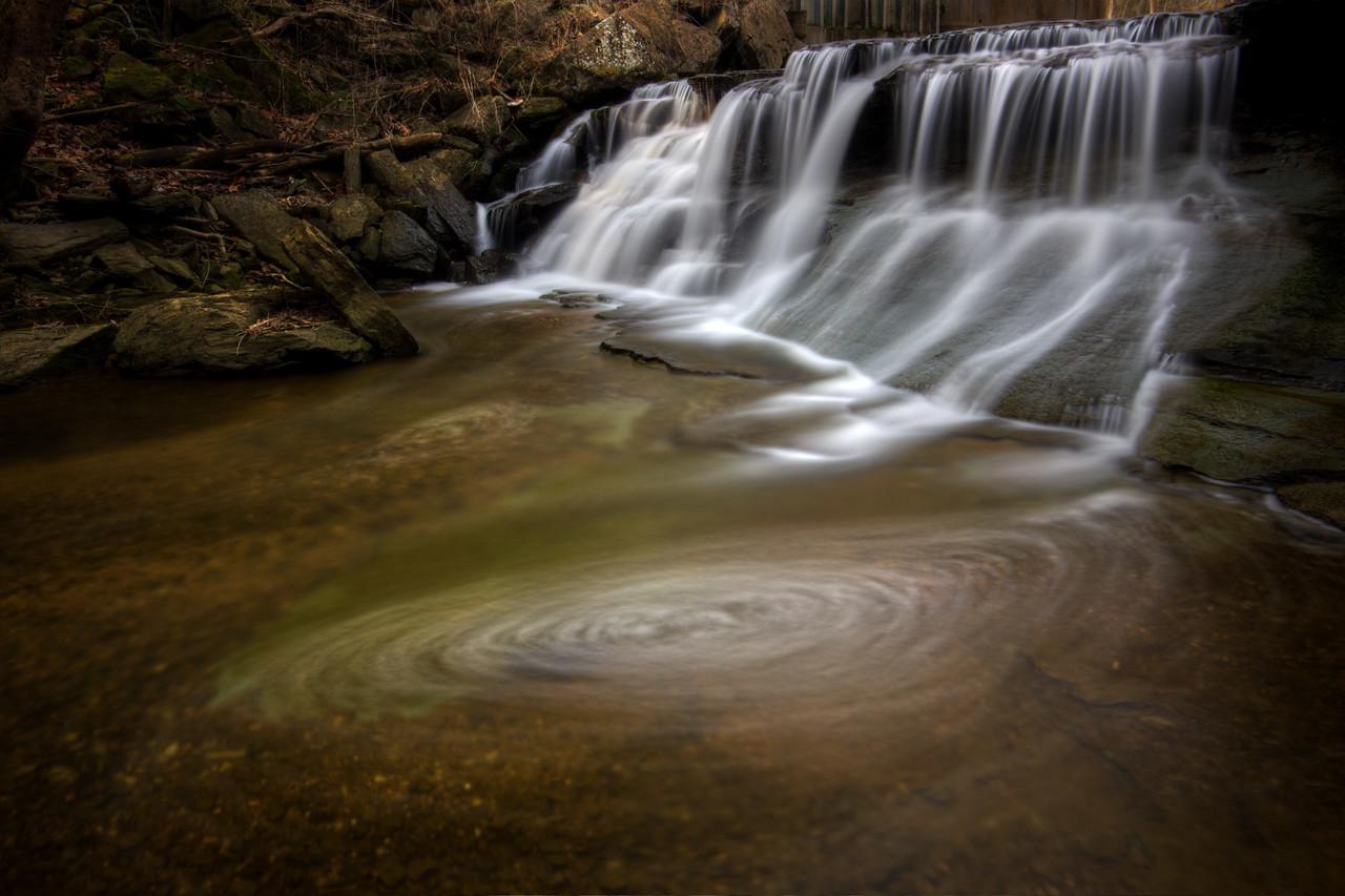 Little Lily Creek Falls
