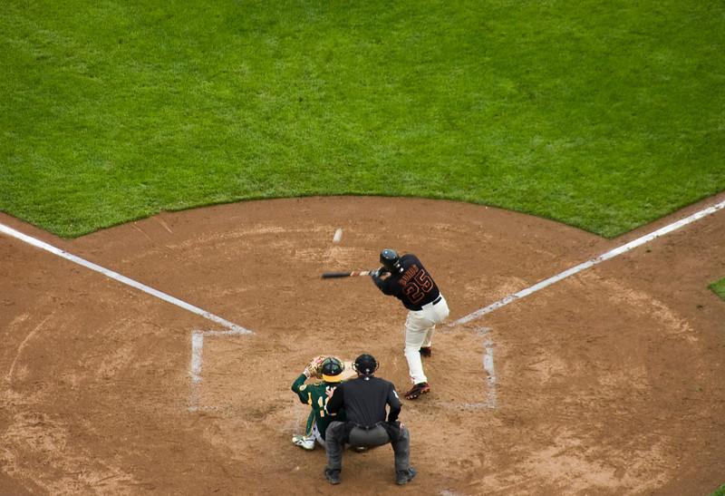 Baseball @ AT&T Park