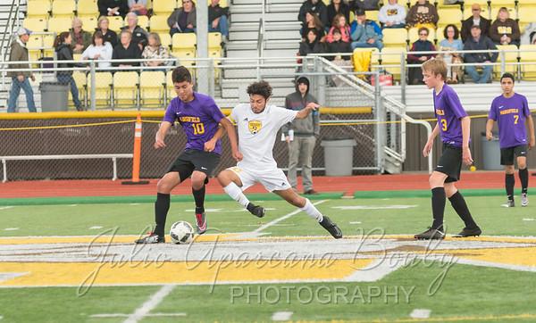 170921 NBHS Boys Soccer vs MHS
