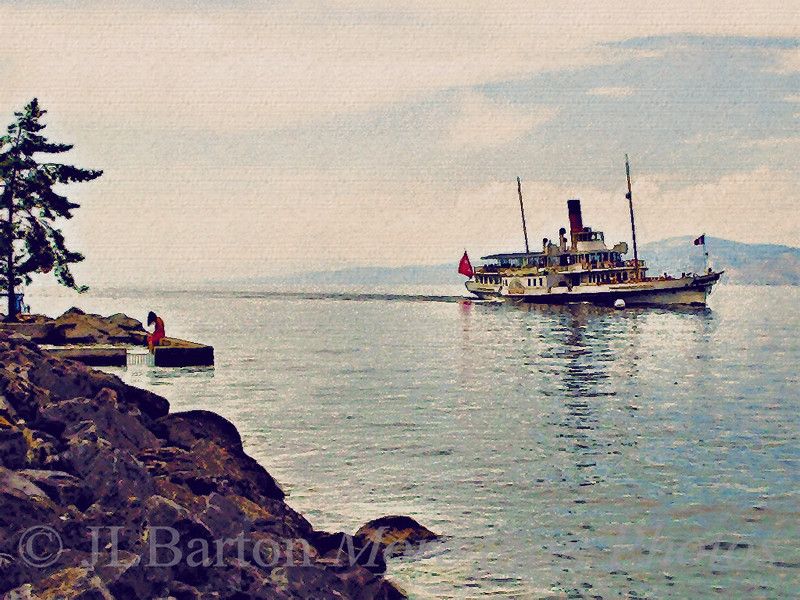 Placid summer