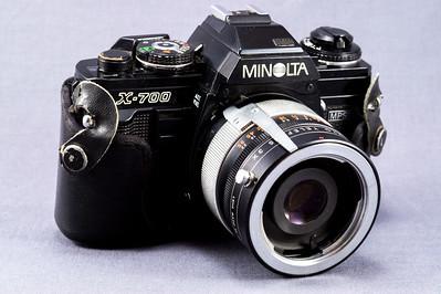 Minolta X-700, 1981