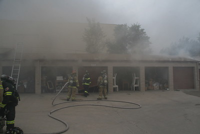 Littleton Public Storage Fire