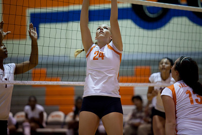 Girls Volleyball 2010 Fav Shots