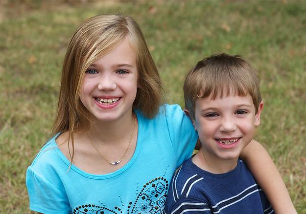 Ashley and Donovan