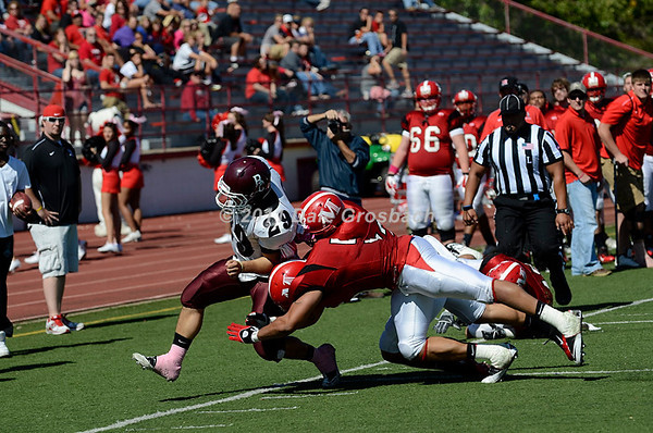 FB Mac Bethel 2011