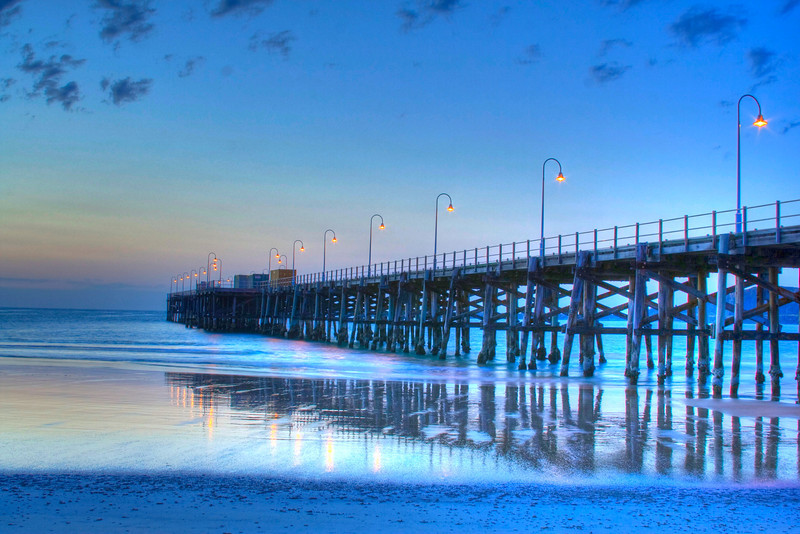 Coffs Harbour Jetty, NSW by Andrew Carpenter