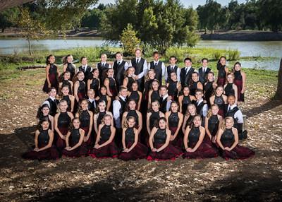 LMS Show Choir 2016-17