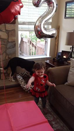 Kates 2nd birthday
