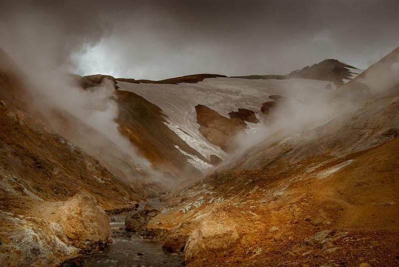 Geyser Valley