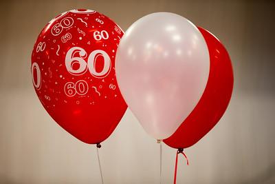60th Birthday - Anne