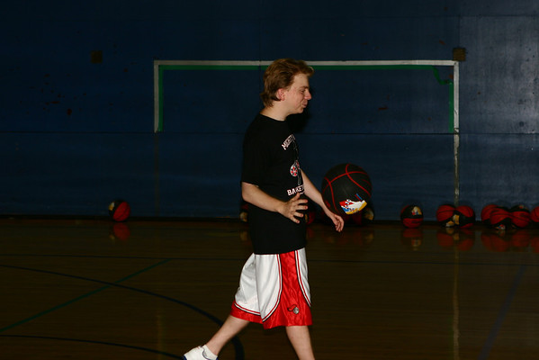 Mighty Mike's Basketball Camp