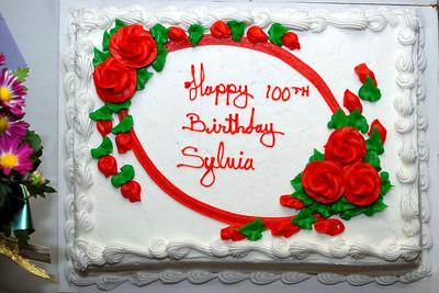 Sylvia's 100th B-Day 2007