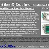 2.57ct Colombian Emerald Halo Ring, AGL-certified 10