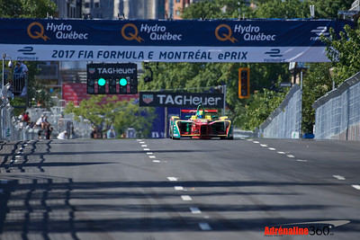 Formule E FIA 2017 Hydro-Québec Montréal ePrix
