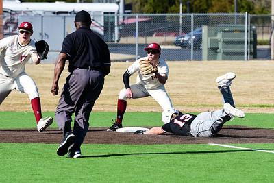 CCS Varsity Baseball vs. OCA