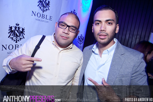 Therapy @ Noble 9/29/2012