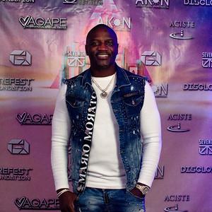 DisclosureFest Beckwith 3Blackdot Akon Oakenfold