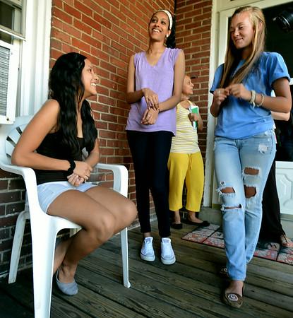 PHOTOS: Souderton Area High School freshmen get a surprise visit