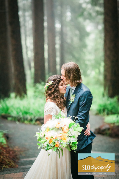 Rachel+Mark ~ Redwood Amphitheatre Wedding