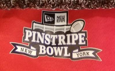 Pinstripe Bowl  12-27-2018