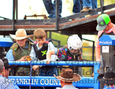 2016 Franklin County Youth Rodeo November 5, 2016