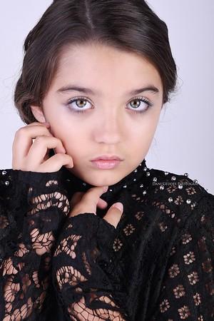 October Fashion - Portfolio Shoot - Dani Geddes