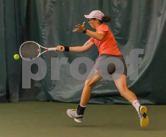Womens Quarter-Finals - Labruna vs Candeloro