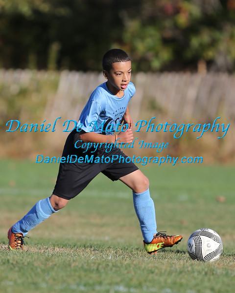 North Fork United Soccer Club 10-20-13
