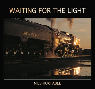 "Nils Huxtable's Newest Book, ""Waiting for the Light"" - decades in the making, ready NOW"