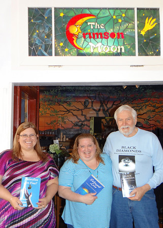 4-6-13 - Authors' Meeting in Dahlonega