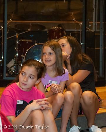 Kids Summer Praise 2014