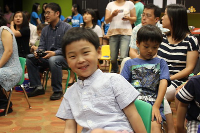 2014 Toddler Town Graduation Ceremony