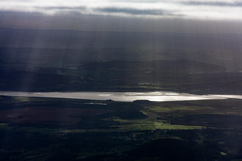 River Kent Estuary at Arnside