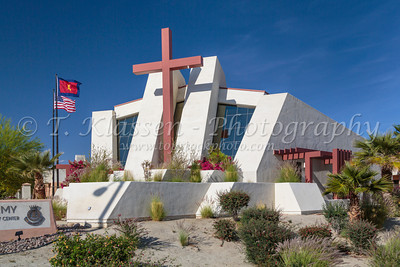 Palm Springs, Churches