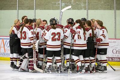MG Girls Varsity Hockey vs Benilde-St.Margaret's