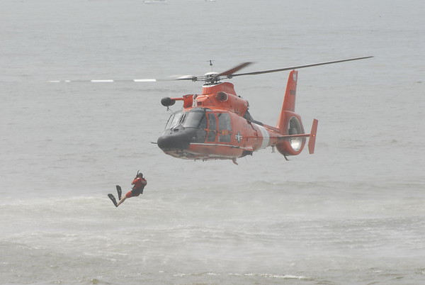 Coast Guard Drill - Northeastern, United States - Multiple Dates