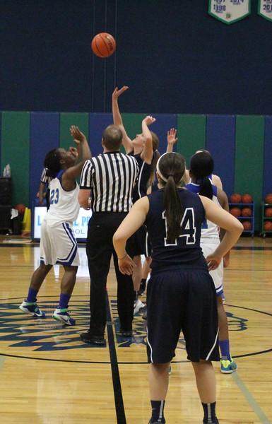 Varsity Girls vs Longview Heritage 1.19.16