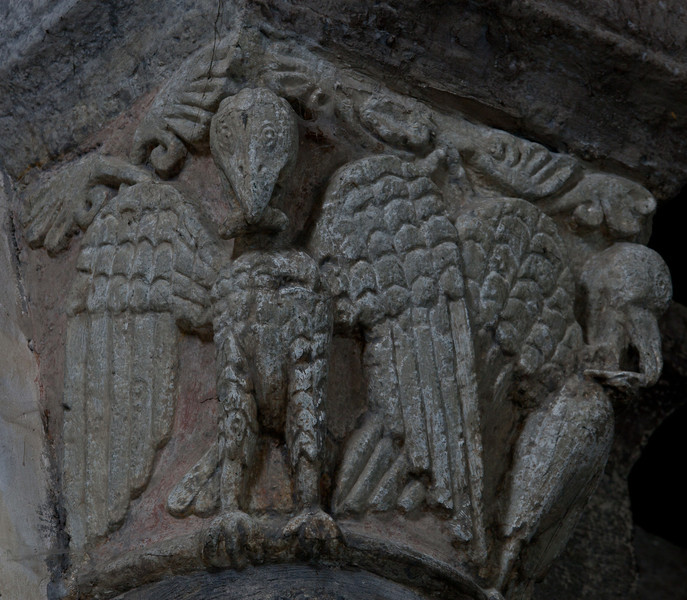 Lavaudieu Abbey of Saint Andrew Eagle Capital