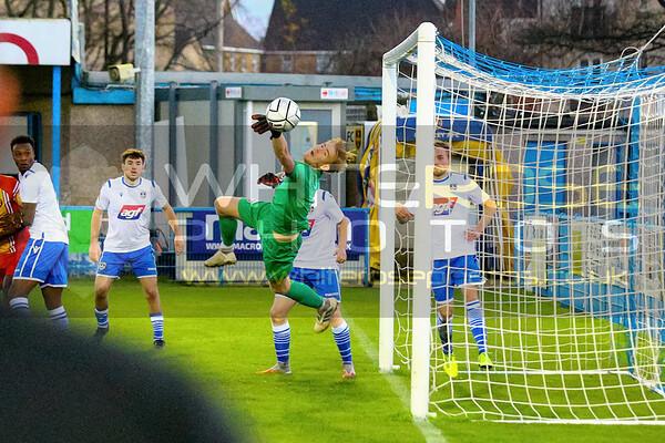 Guiseley AFC v Gloucester City AFC 21 - 11 - 20