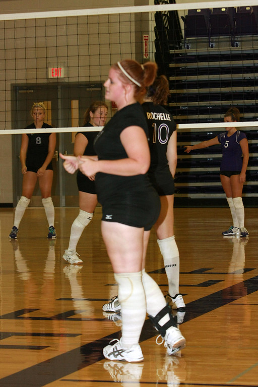2008-09 RTHS LADY HUBS VOLLEYBALL