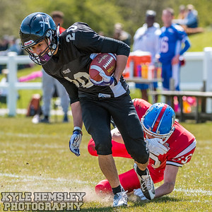 Sussex Thunder (Youth) vs Kent Exiles (Youth)