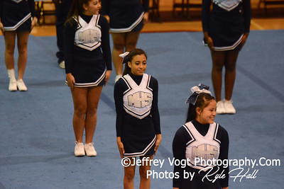 11-15-2014 Magruder HS Varsity Cheerleading at Blair HS MCPS Championship, Photos by Jeffrey Vogt Photography with Kyle Hall