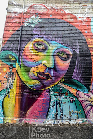 Toronto's Graffiti Alley (May 17)