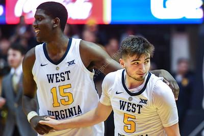 35350 Men's Basketball vs TCU February 2019