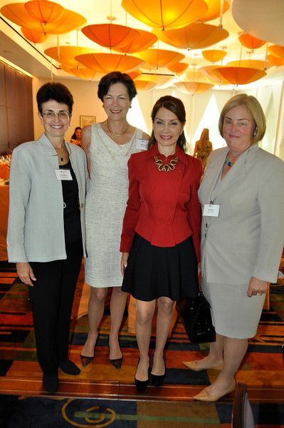 Jean Shafiroff hosts The Women's Foundation Luncheon, Sept 12, 2012