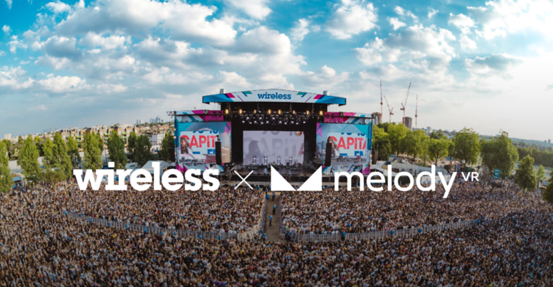 WIRELESS CONNECT VIRTUAL FESTIVAL IN 360°