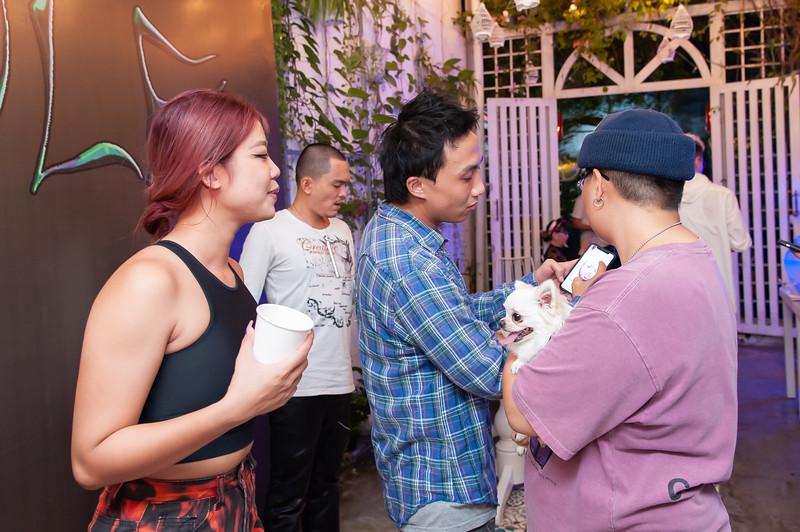 Boule's Birthday instant print photo booth @ Trịnh Restaurant   Chụp hình in ảnh lấy liền Sinh nhật   Photobooth Vietnam